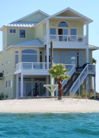 5 Bedroom Beach House Rental